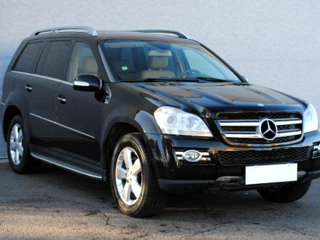 Mercedes-Benz GL, 2008