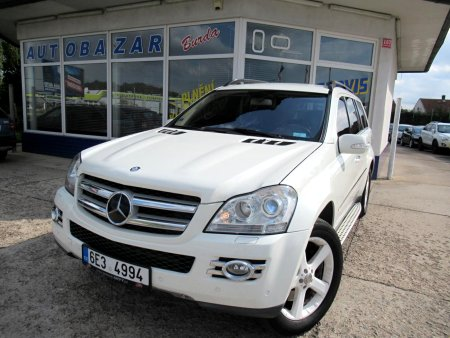 Mercedes-Benz GL, 2007