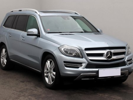 Mercedes-Benz GL, 2014