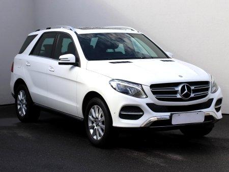 Mercedes-Benz GL, 2016