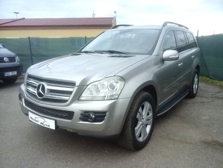 Mercedes-Benz GL, 2007