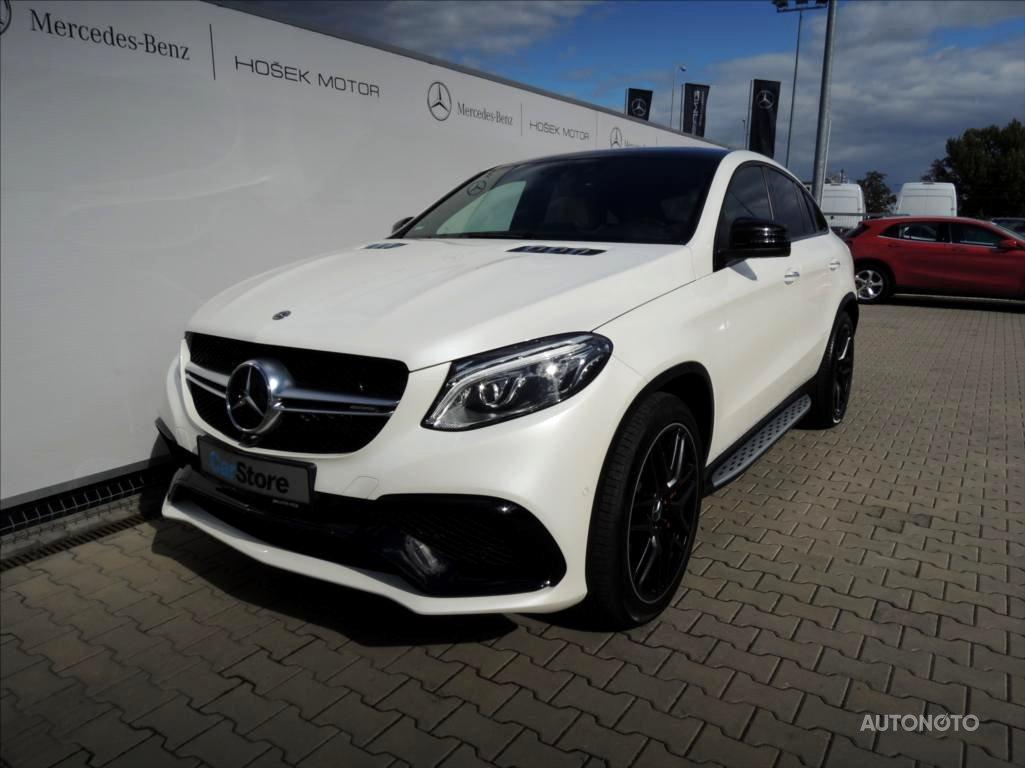 Mercedes-Benz GLE, 2018 - celkový pohled