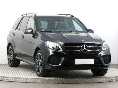 Mercedes-Benz GLE, 2017