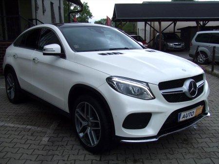 Mercedes-Benz GLE, 2016
