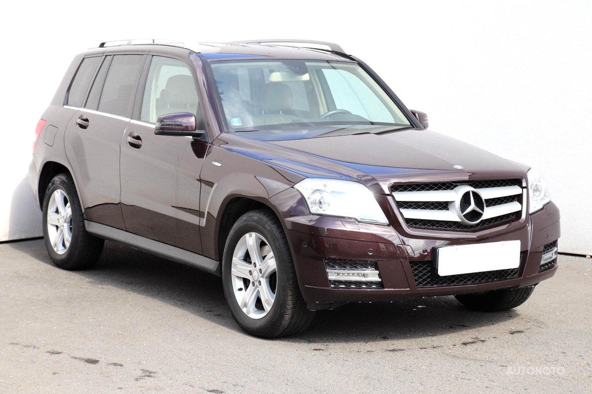 Mercedes-Benz GLK, 2011 - pohled č. 1