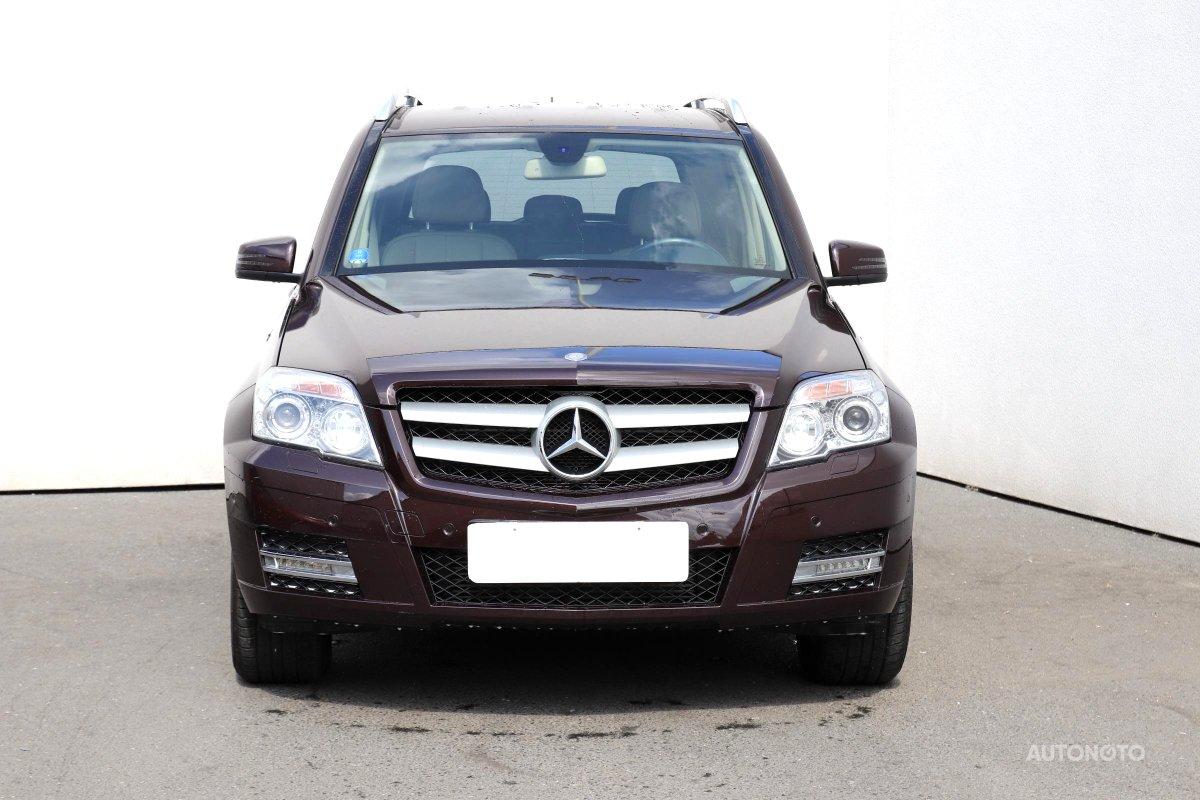 Mercedes-Benz GLK, 2011 - pohled č. 2