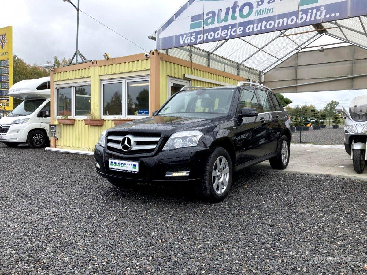 Mercedes-Benz GLK, 2014 - celkový pohled
