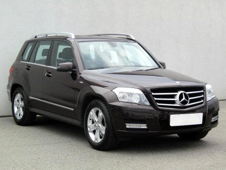 Mercedes-Benz GLK, 2010