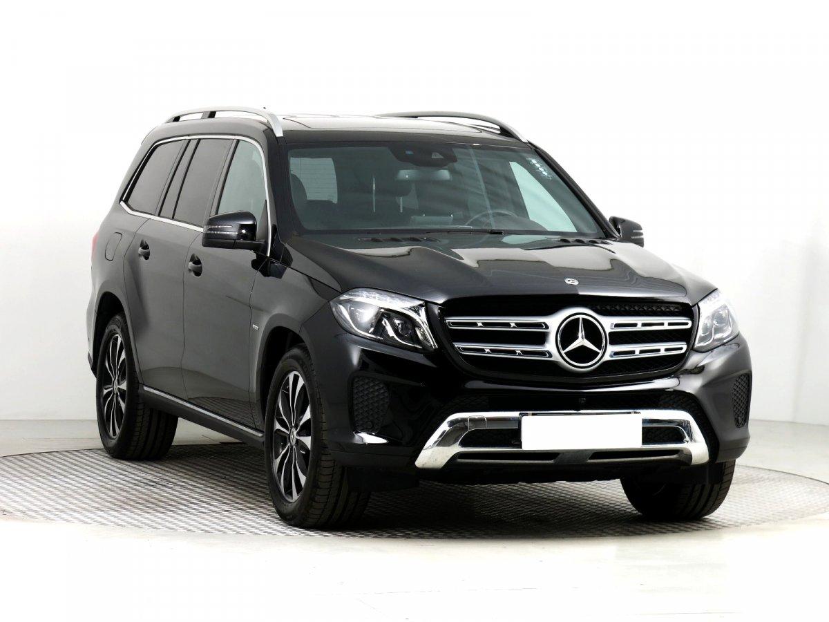 Mercedes-Benz GLS, 2018 - celkový pohled