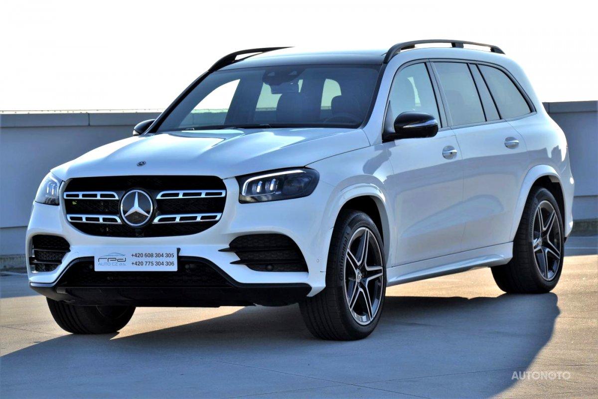 Mercedes-Benz GLS, 2020 - celkový pohled
