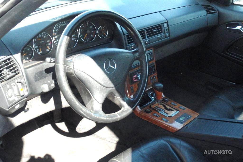 Mercedes-Benz SL, 1999 - pohled č. 10