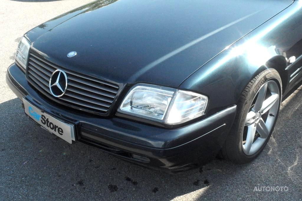 Mercedes-Benz SL, 1999 - pohled č. 7