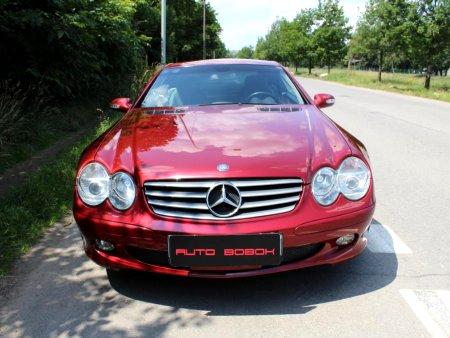 Mercedes-Benz SL, 2003