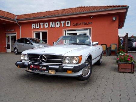 Mercedes-Benz SL, 1987