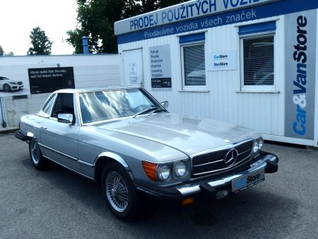 Mercedes-Benz SL, 1978