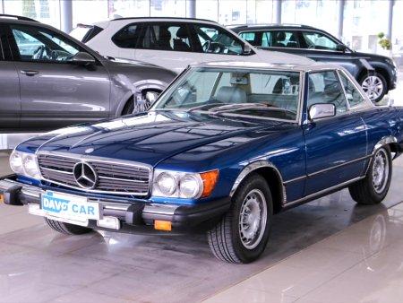 Mercedes-Benz SL, 1981