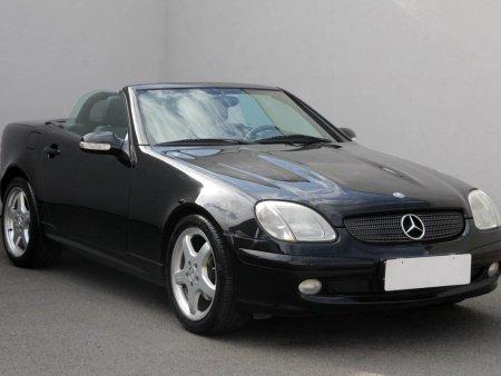 Mercedes-Benz SLK, 2001
