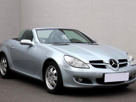 Mercedes-Benz SLK, 2004