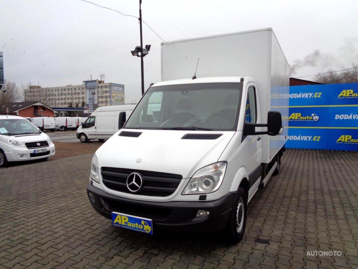 Mercedes-Benz Sprinter, 2013 - celkový pohled