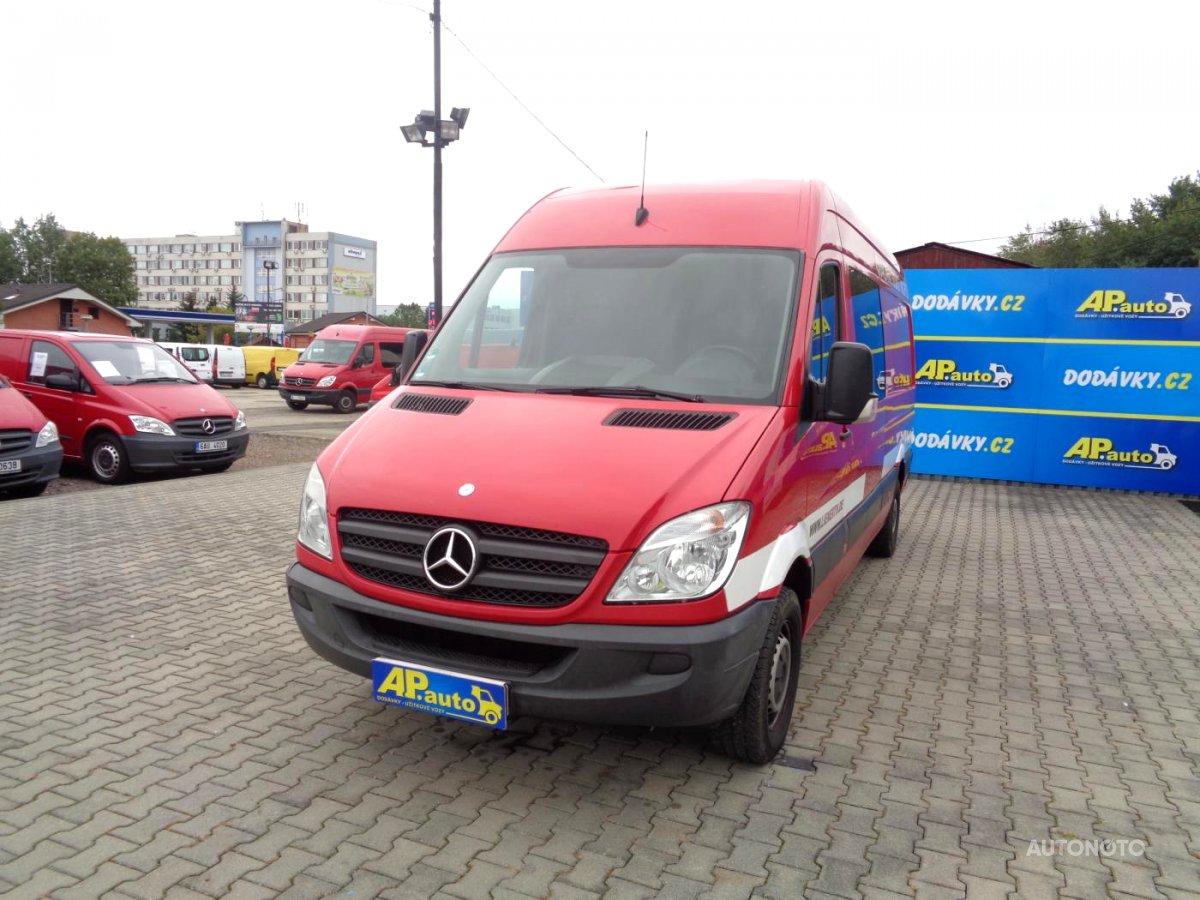 Mercedes-Benz Sprinter, 2012 - celkový pohled