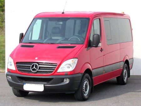 Mercedes-Benz Sprinter, 2007 - pohled č. 3