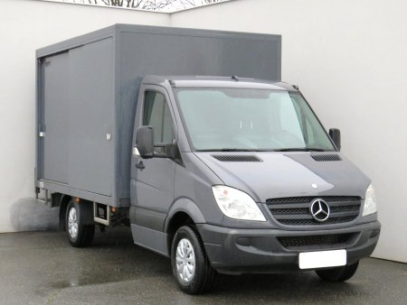Mercedes-Benz Sprinter, 2013