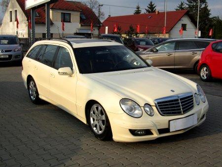 Mercedes-Benz Třída E, 2009