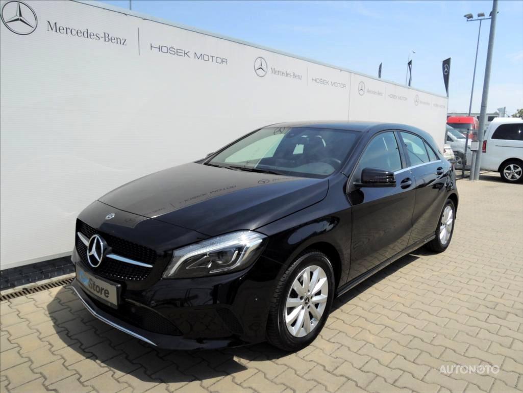 Mercedes-Benz Třídy A, 2018 - celkový pohled