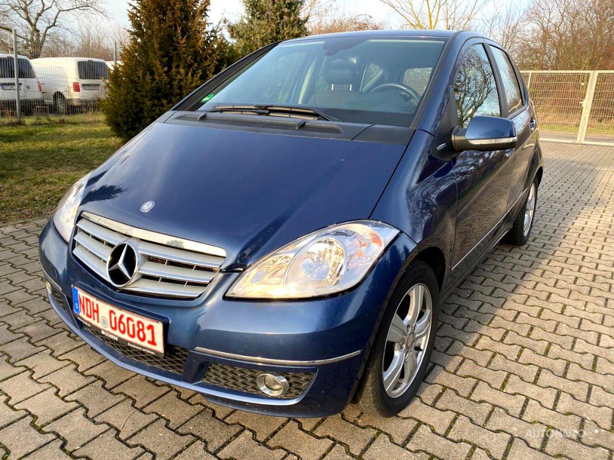 Mercedes-Benz Třídy A, 2011 - celkový pohled
