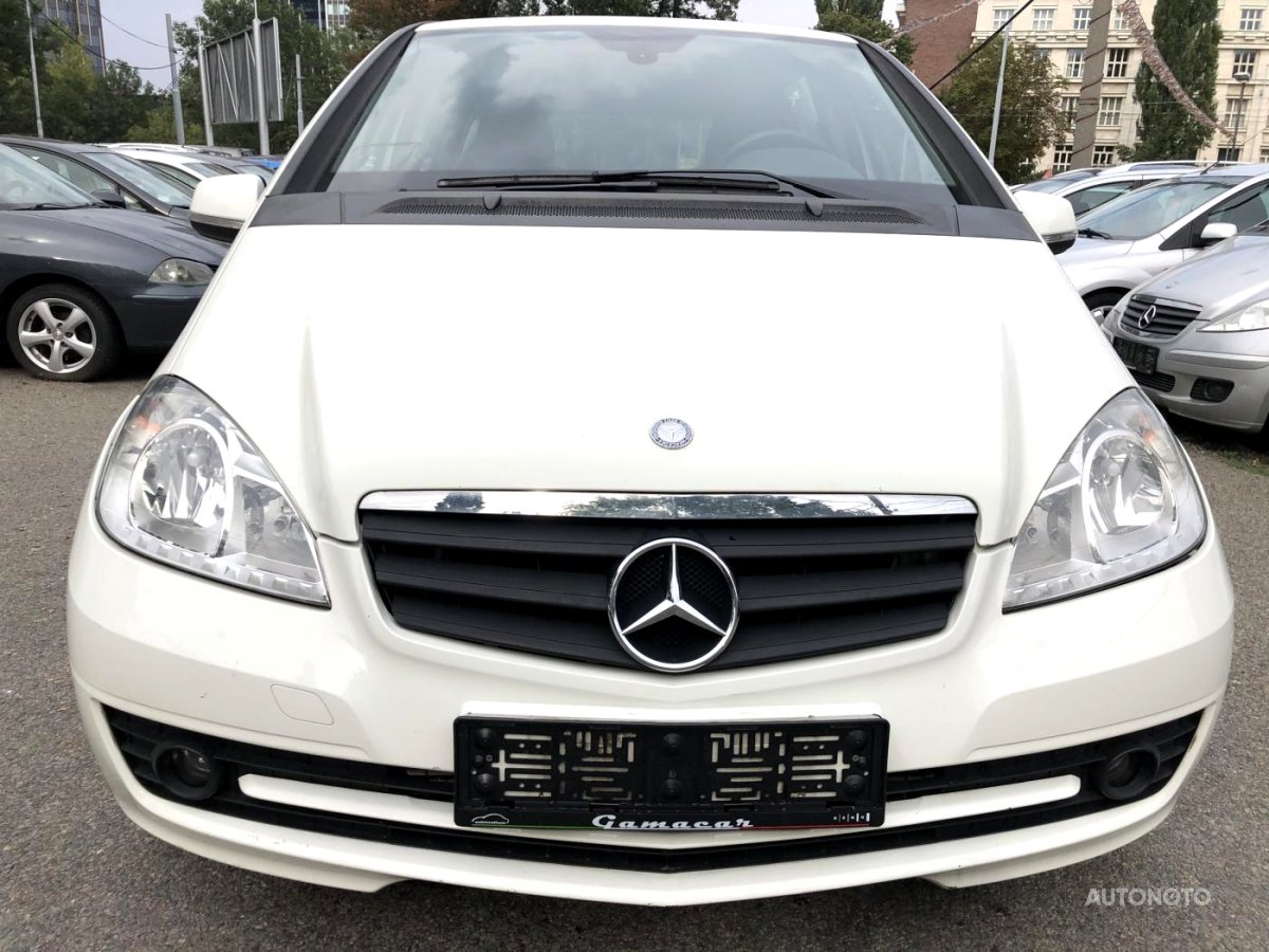 Mercedes-Benz Třídy A, 2012 - celkový pohled