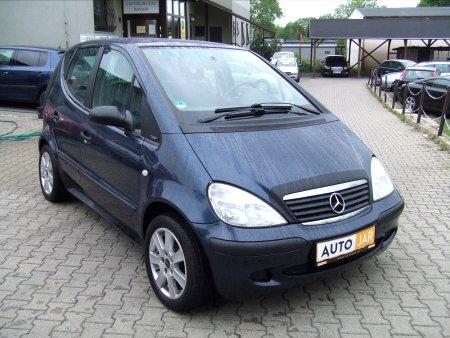 Mercedes-Benz Třídy A, 2003