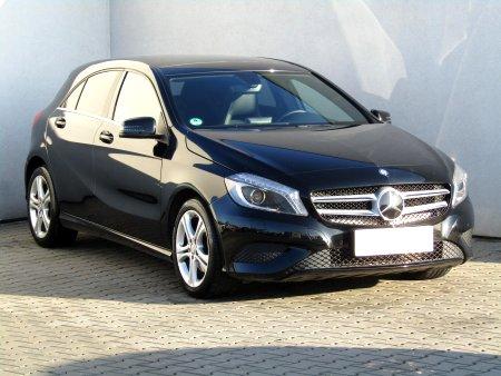 Mercedes-Benz Třídy A, 2014