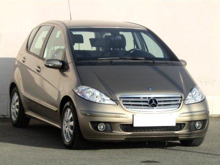 Mercedes-Benz Třídy A, 2005