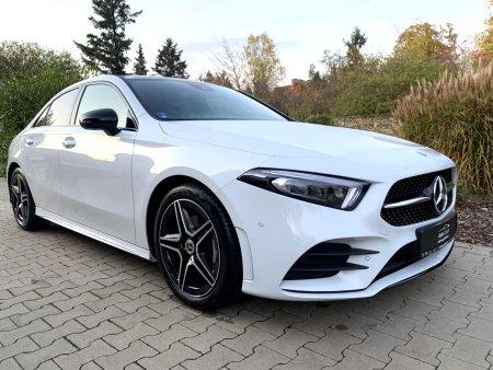 Mercedes-Benz Třídy A, 2019