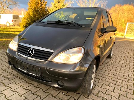Mercedes-Benz Třídy A, 2001