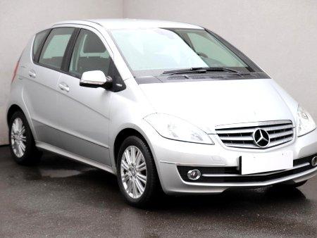 Mercedes-Benz Třídy A, 2009