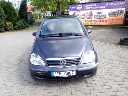 Mercedes-Benz Třídy A, 2000