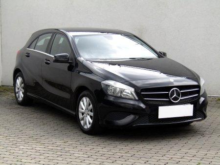 Mercedes-Benz Třídy A, 2015