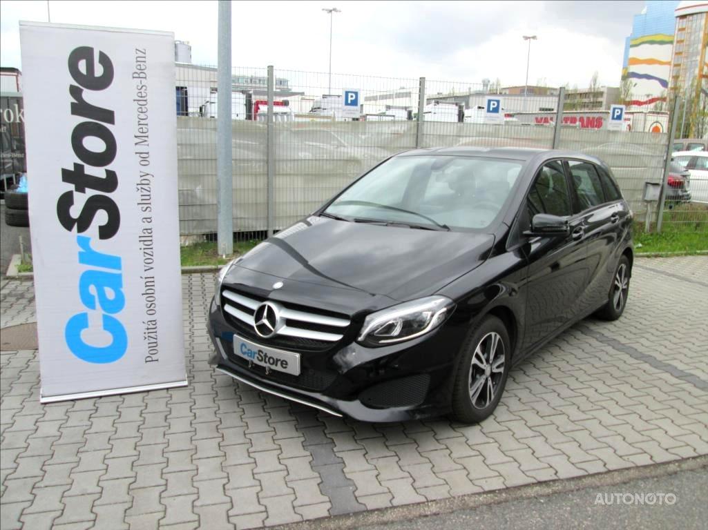 Mercedes-Benz Třídy B, 2017 - celkový pohled