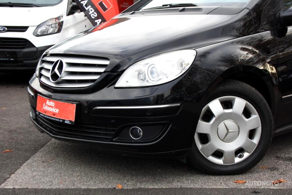 Mercedes-Benz Třídy B, 2006 - celkový pohled