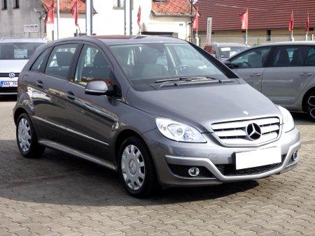 Mercedes-Benz Třídy B, 2008