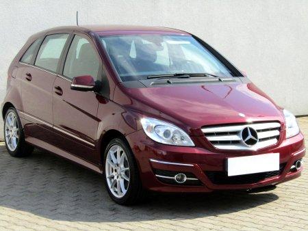 Mercedes-Benz Třídy B, 2011
