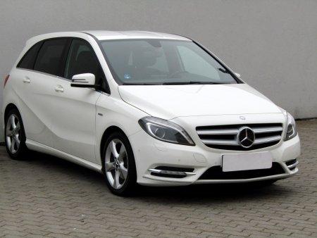 Mercedes-Benz Třídy B, 2012