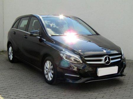 Mercedes-Benz Třídy B, 2015