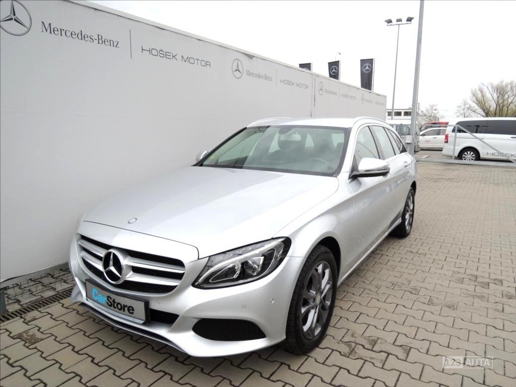 Mercedes-Benz Třídy C, 2016 - celkový pohled