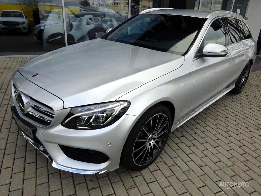 Mercedes-Benz Třídy C, 2018 - celkový pohled
