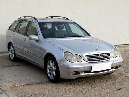 Mercedes-Benz Třídy C, 2002