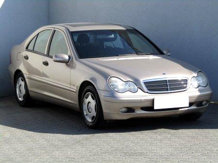 Mercedes-Benz Třídy C, 2000