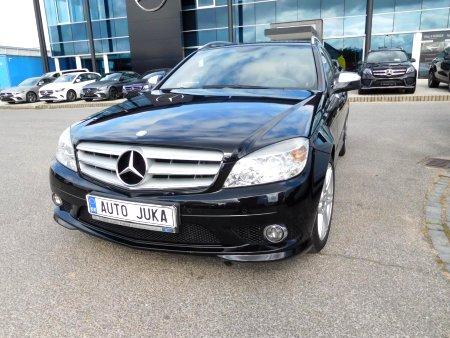 Mercedes-Benz Třídy C, 2006