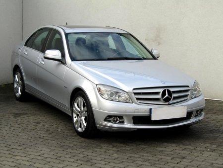 Mercedes-Benz Třídy C, 2008